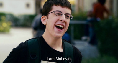 I am Mclovin - Les temps sont durs pour les rêveurs - Fotolog on We Heart It. http://weheartit.com/entry/2165733