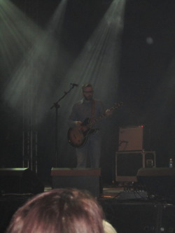 Dallas Green- City of Colour, Oxegen 2011