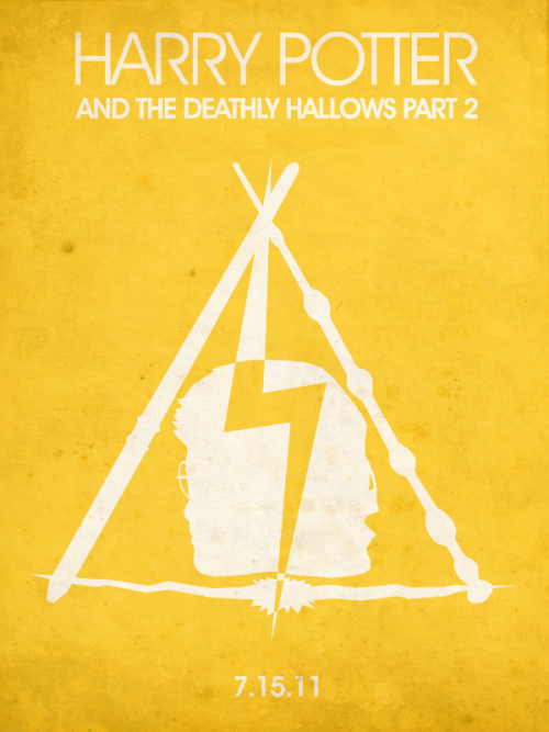 Harry Potter and the Deathly Hallows: Part 2 by Yasmin Nadhirasari