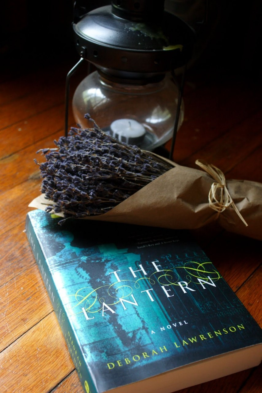New book photo for THE LANTERN by Deborah Lawrenson.  More here: http://cineastesbookshelf.blogspot.com/2011/07/book-photo-lantern-by-deborah-lawrenson.html