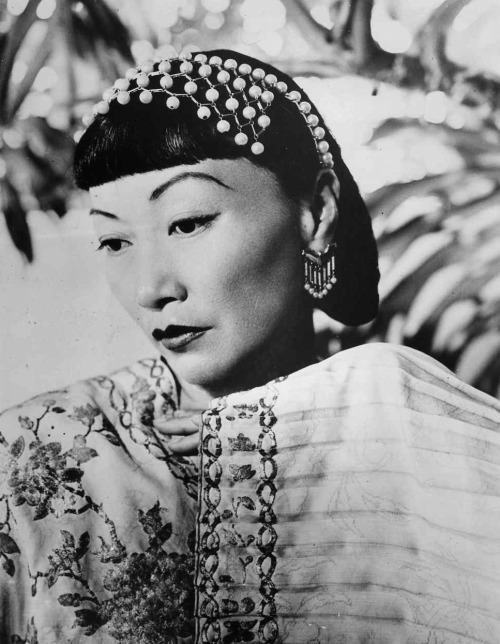 Anna May Wong in the Producers' Showcase TV series production of The Letter (1956) Image Source: Stirred, Straight Up, with a Twist