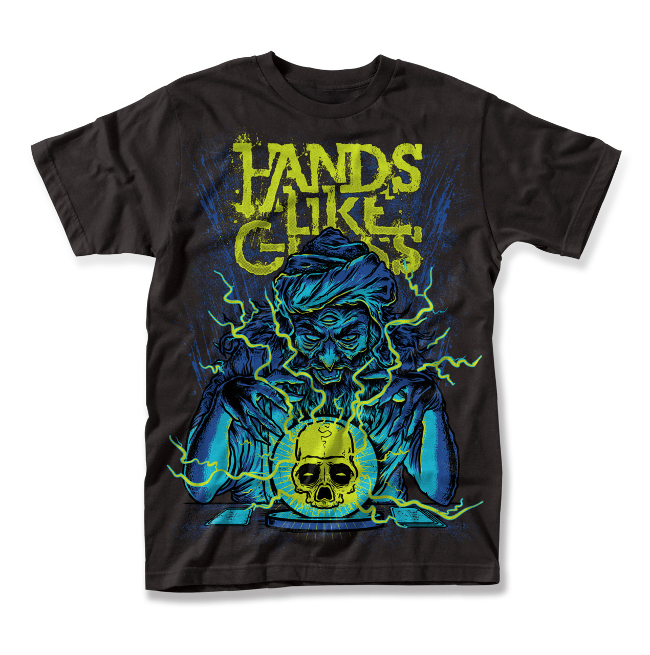 heres another tee idid for hands like glass.