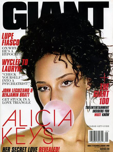 Day 17: Favorite Magazine Cover of Alicia Again with the quirkiness…I can't help it lol