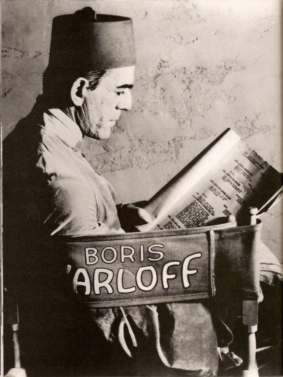 Boris Karloff reads.