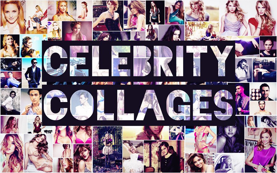 celebritycollages.tumblr.comCollages I've made so far!
