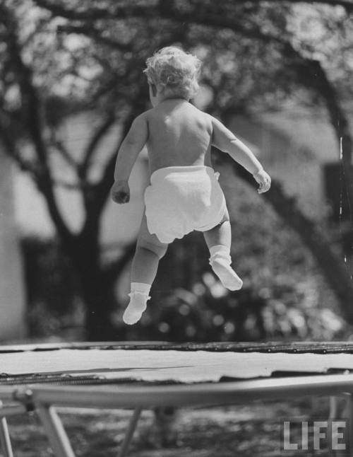 77. It's hard to describe the joy a trampoline will bring to the life of a little girl. You might find that you enjoy it also.