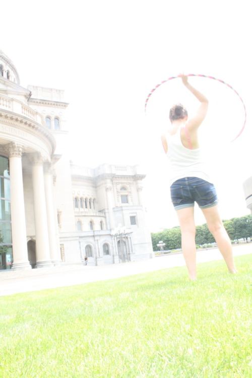 overexposure to hooping[Christian Science Center, Boston, MA]