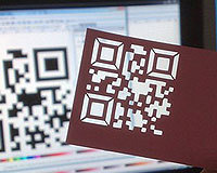 30 Creative QR code business cards shows how QR codes can be useful practically and creatively… via Webdesigner Depot