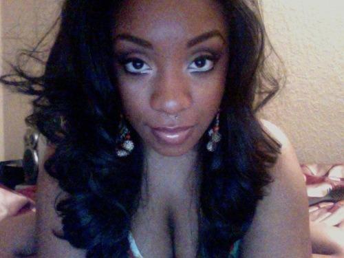 ... Makeup Artistry (Got my makeup done by my girl Kristen at MAC