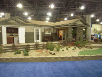 Read about the two new model homes at Camper Village in a Grand Canyon News article and a Western Times article. Once a permit is approved, the homes will be assembled and landscaped.