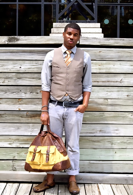 blackfashion:  Gabriel Charles Tyler www.ratherdapper.tumblr.com Photographer: Christoper Sonny Martinez Date: July 10, 2011