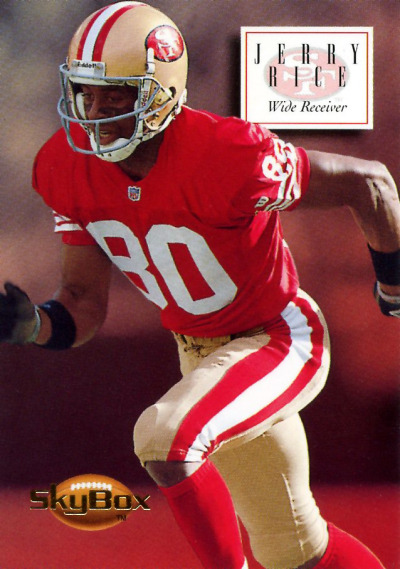 "Jerry Rice requested by ""Anonymous"""