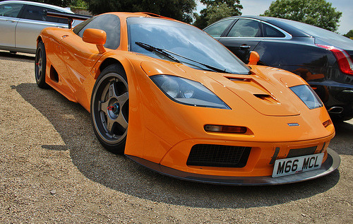 In the spotlight Starring: McLaren F1 (by TommyTanker1988)