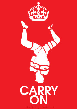 Keep Calm and Carry On. (2011)