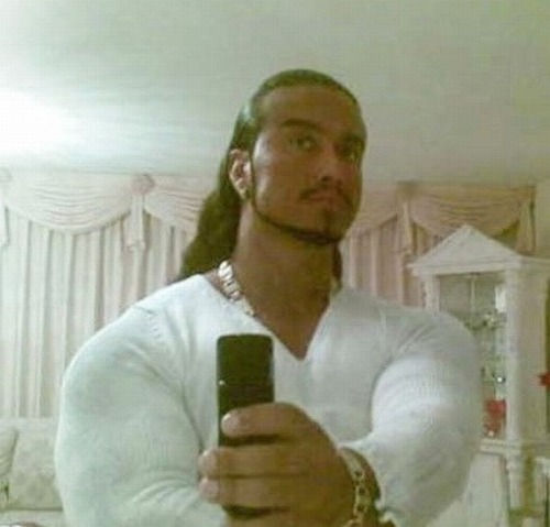 "Jesus + Jersey Shore = Jersus ""I died for your sins, bro…"""