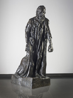 Eustache de Saint Pierre, mid 19th-early 20th Century Auguste Rodin (French) Sculpture, bronze, 214.9 cm Gift of Joey and Toby Tanenbaum, 1992
