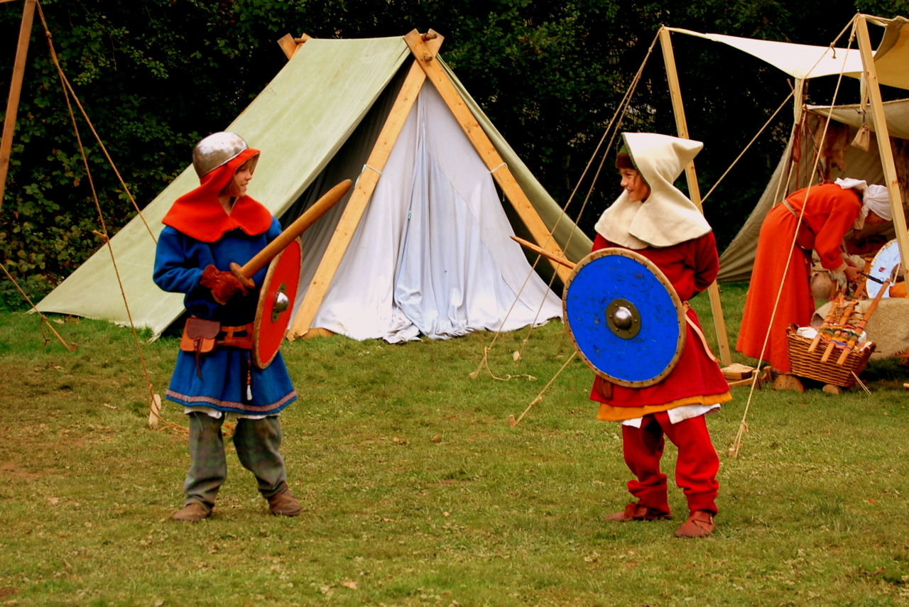 Battle of Hastings Re-enactment, Sussex, UK, 2006