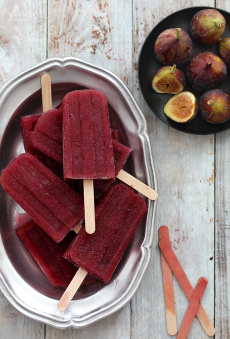 Fig and Clementine Port Wine Poptail by Endless Simmer
