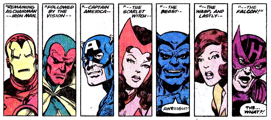 morrinamarvel:  Avengers #181 (via marvel-pop-art)