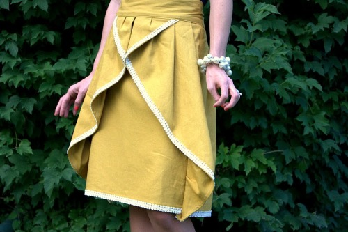 Pinwheel Skirt (by Ella Apparel)