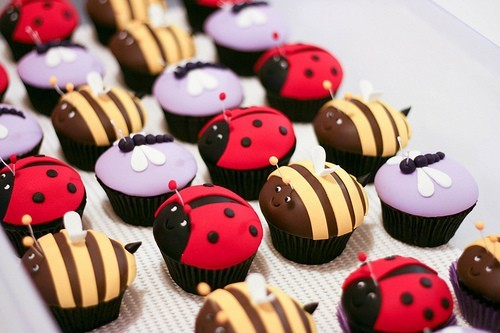 Bugs are cute in cupcake form, but for those real pesky bugs, check out these natural bug repellents that really work!