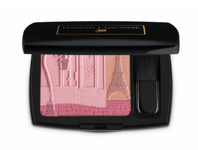 This Eiffel Tower blush is way too cute. Don't worry, more cute animal posts coming up. (via Lancôme Fall 2011 Collection)