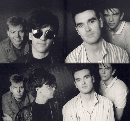 The Smiths (love their expressions)