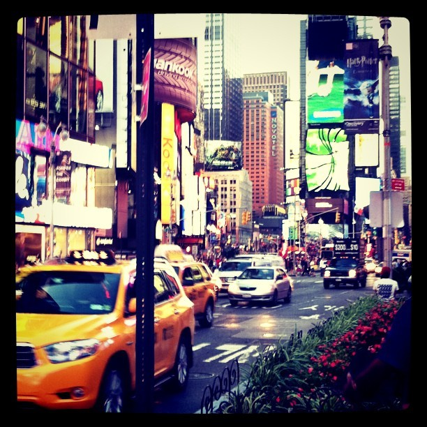 Hello times square :) (Taken with instagram)
