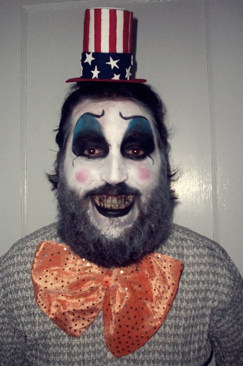 Captain SpauldingHOUSE OF 1000 CORPSES & THE DEVILS REJECTS