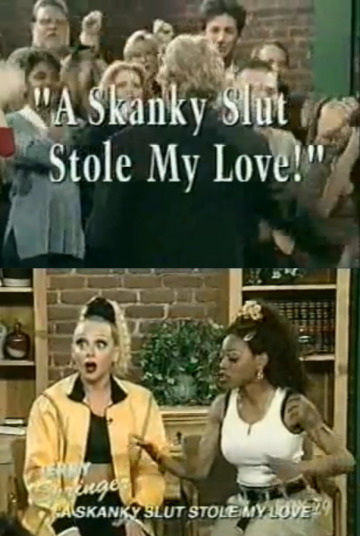 """A Skanky Slut Stole My Love!"" - FOX's The Jerry Springer Show [MADtv]"