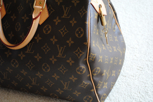 Love my Louis V bag heh
