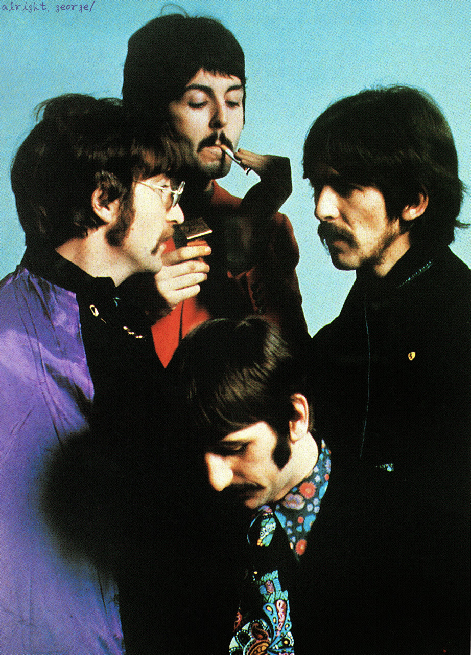 alrightgeorge:  ★SCAN 〜 The Beatles