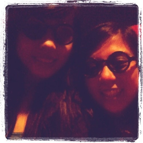 Got my Harry Potter 3D glasses!!! (Taken with instagram)