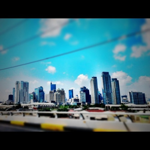 makati (Taken with instagram)