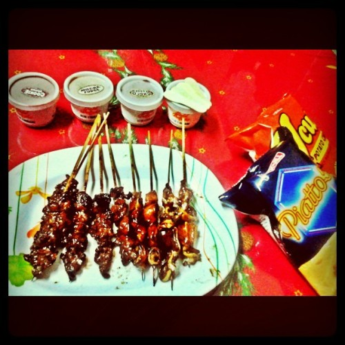 junk food!!! (Taken with instagram)