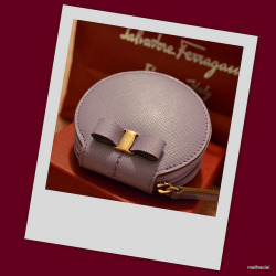 Ferragamo coin purse on Flickr.