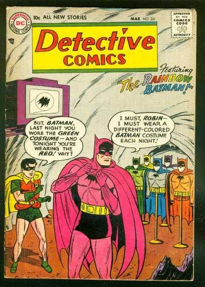 Gotham City recognized same-sex marriage when comic books were still $.10.