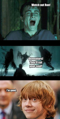 Watch out Ron!