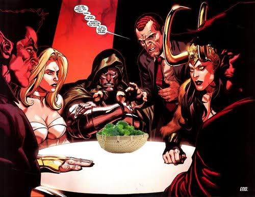 i really hope thats azazel sitting next to emma frost. this is the perfect team *_*