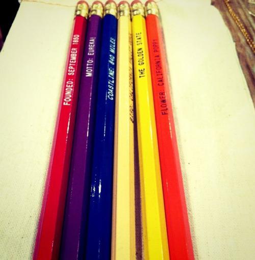 Madewell Pencils