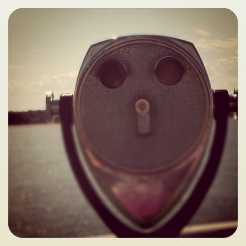 I spy… #portjeff #photoessay #ferry (Taken with instagram)