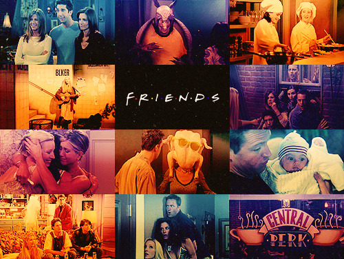 defiantbritta:  tv meme - 09 canceled/ended shows:FRIENDS