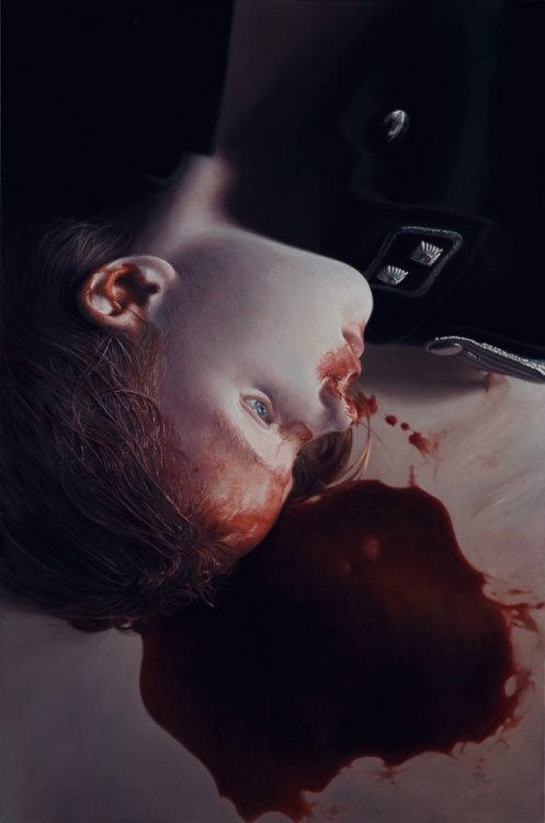 The Murmur of the Innocents 12 By Gottfried Helnwein
