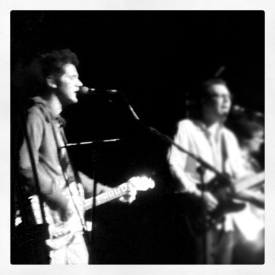 Seeing @gomeztheband at the Camden Roundhouse on 21st June (Taken with Instagram at Camden Roundhouse, London)