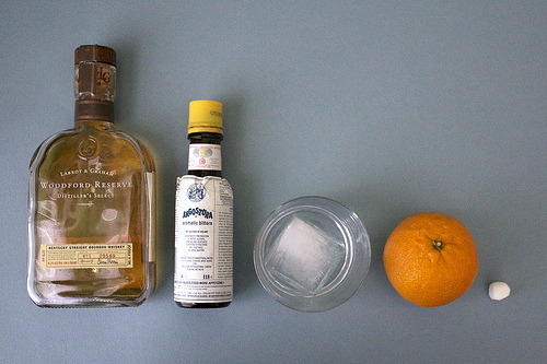 americandrink:  Happy Old Fashioned Week! Since there's an extra hour to either stay out or sleep it off in, the week after Daylight Savings Time is perfect for Old Fashioned Week. Previous stories: Old Fashioned Week Everyday Carry   Looking for a thing to do tonight? Here is a thing to do tonight.