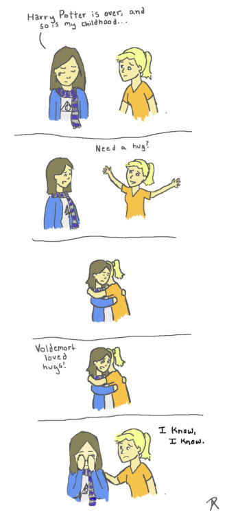 ptchew:  A gpoy doodle.  …Voldemort loved hugs…  Also bringing this back.