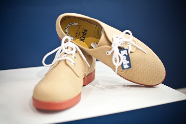 The sneaker-derby shoe hybrid by Keds x Mark McNairy