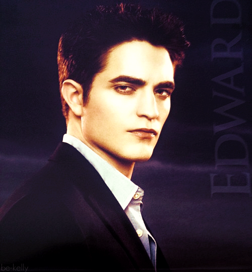 New Breaking Dawn promo picture of Edward from the BD calendar