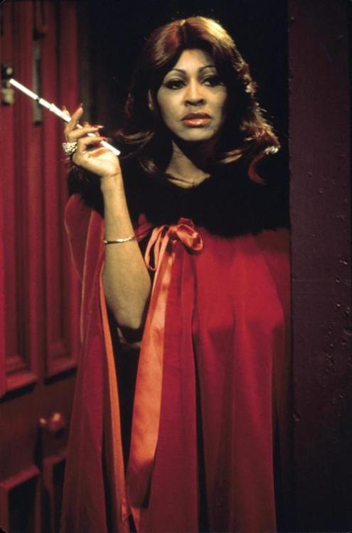superseventies:  Tina Turner as The Acid Queen in 'Tommy', 1975.  Tina Turner as The Acid Queen in 'Tommy', 1975.