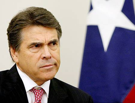 "Moron Of The Week: Gov. Rick Perry Here, the Secessionist/homophobe/bigot/religious-fanatic gets his place on the list for organizing a ""Prayer Rally"" for all the wrong reasons (well, not having in mind the concept of the event itself)."